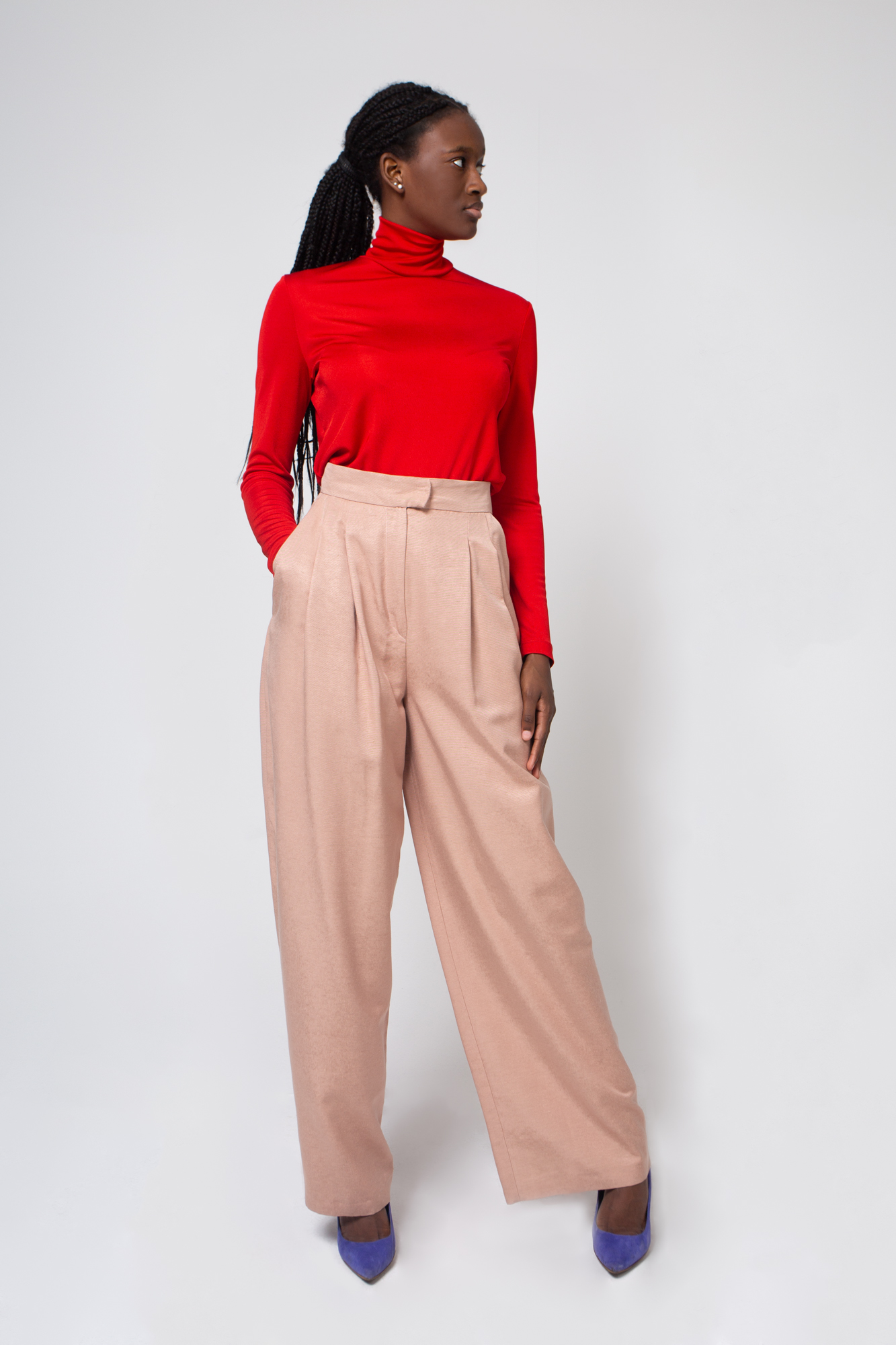 Lookbook 2020 pink and red
